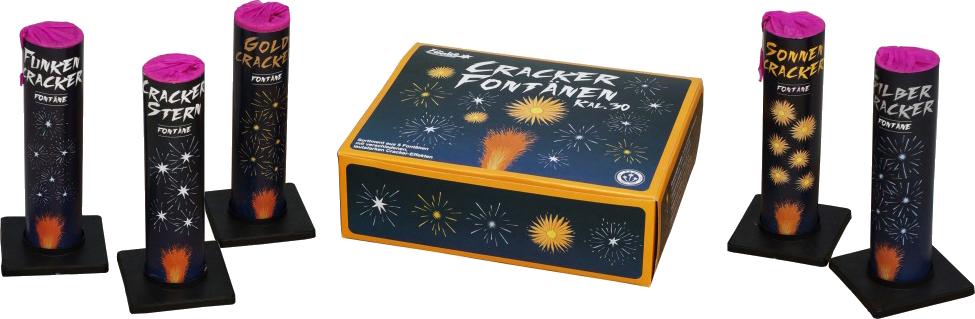 Funke Cracker Fontänen
