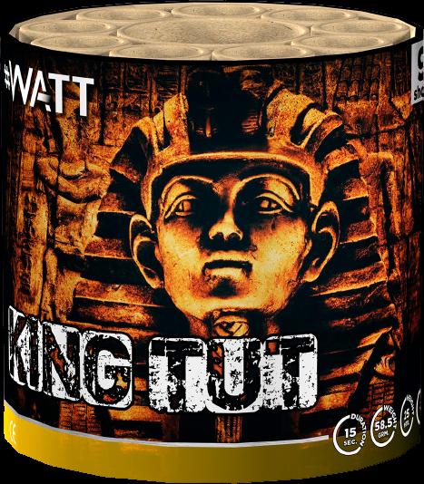 #WATT King Tut 9-Schuss