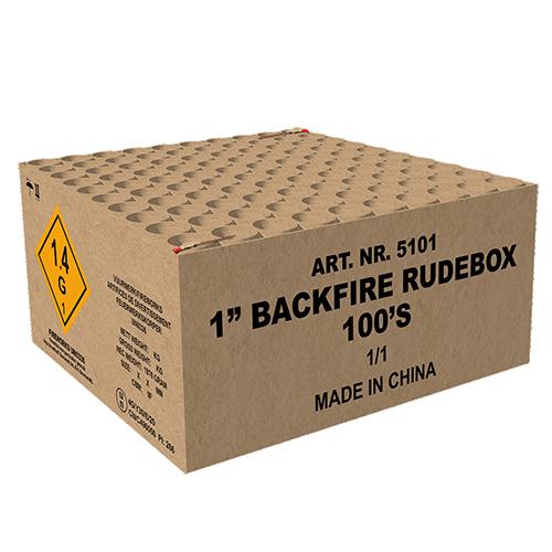 Broeckhoff Backfire Rudebox