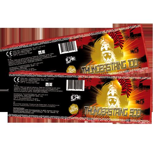 Geisha Thunderstring 500