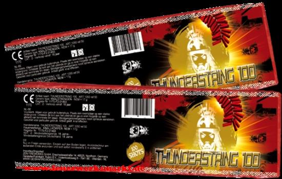 Geisha Thunderstring 100