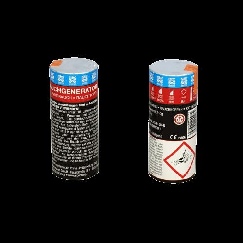 Argento Rauchgenerator L rot