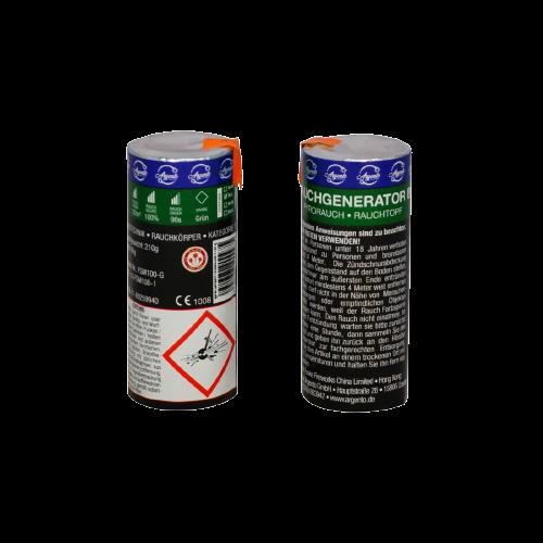 Argento Rauchgenerator L grün