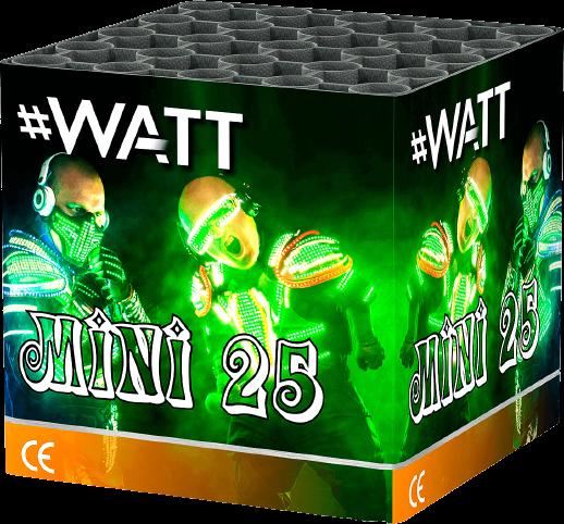 #WATT Mini 25 25-Schuss
