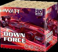 #WATT Downforce 20-Schuss