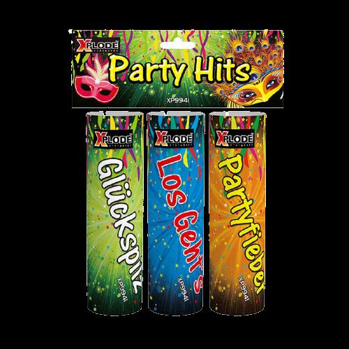 Xplode Party Hits 3er Set
