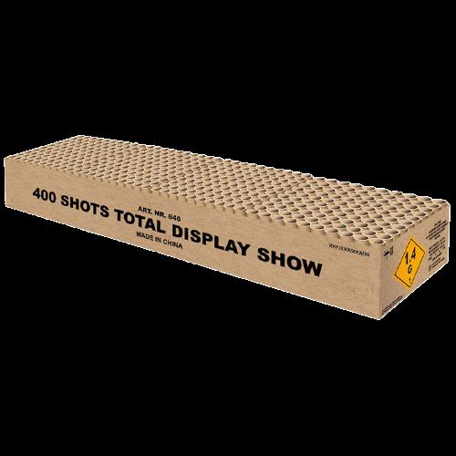 Broeckhoff 400 Shots Displaybox