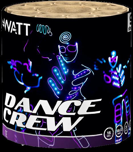 #WATT Dance Crew 9-Schuss