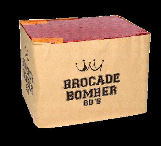 Broeckhoff Brocade Bomber