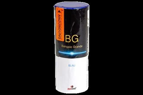 Pyroland Bengalo Grande Blau 60s