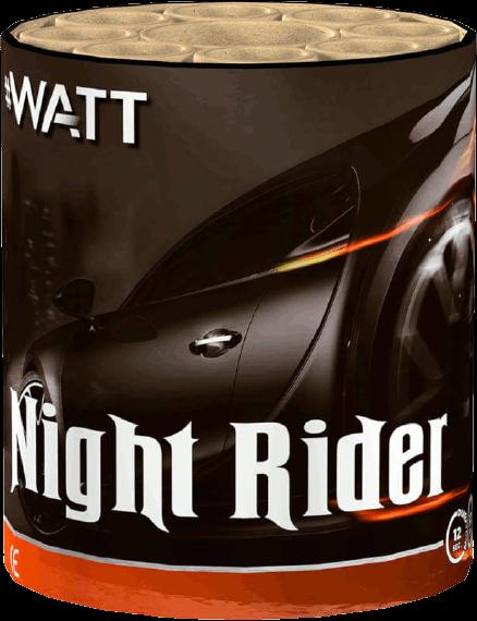 #WATT Night Rider 8-Schuss